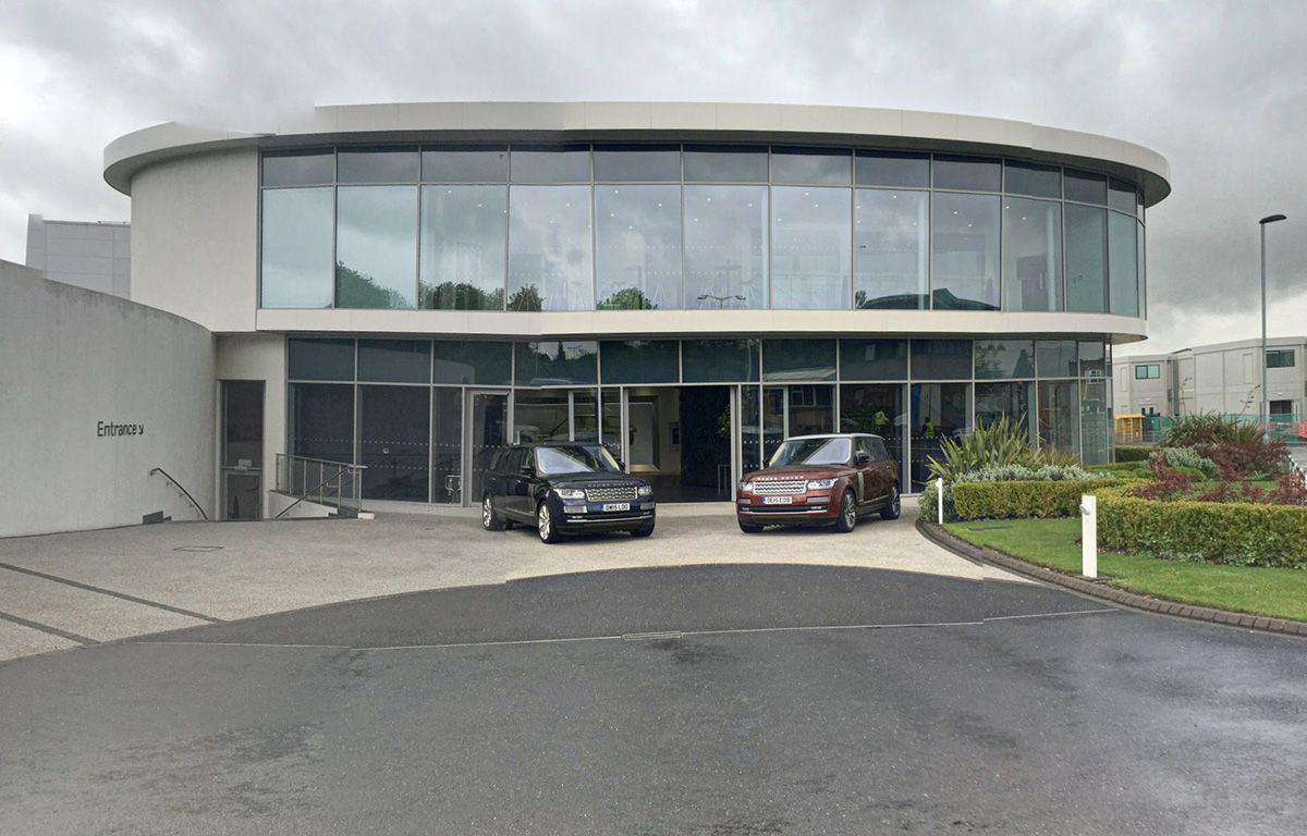 Jaguar Land Rover, Solihull