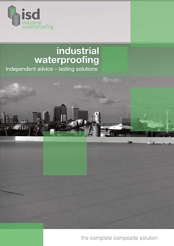 ISD Solutions Industrial Waterproofing Brochure